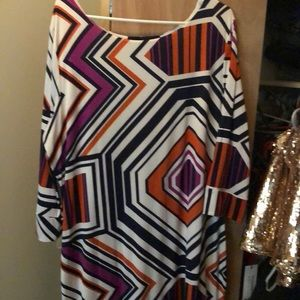 Baby phat colorful dress